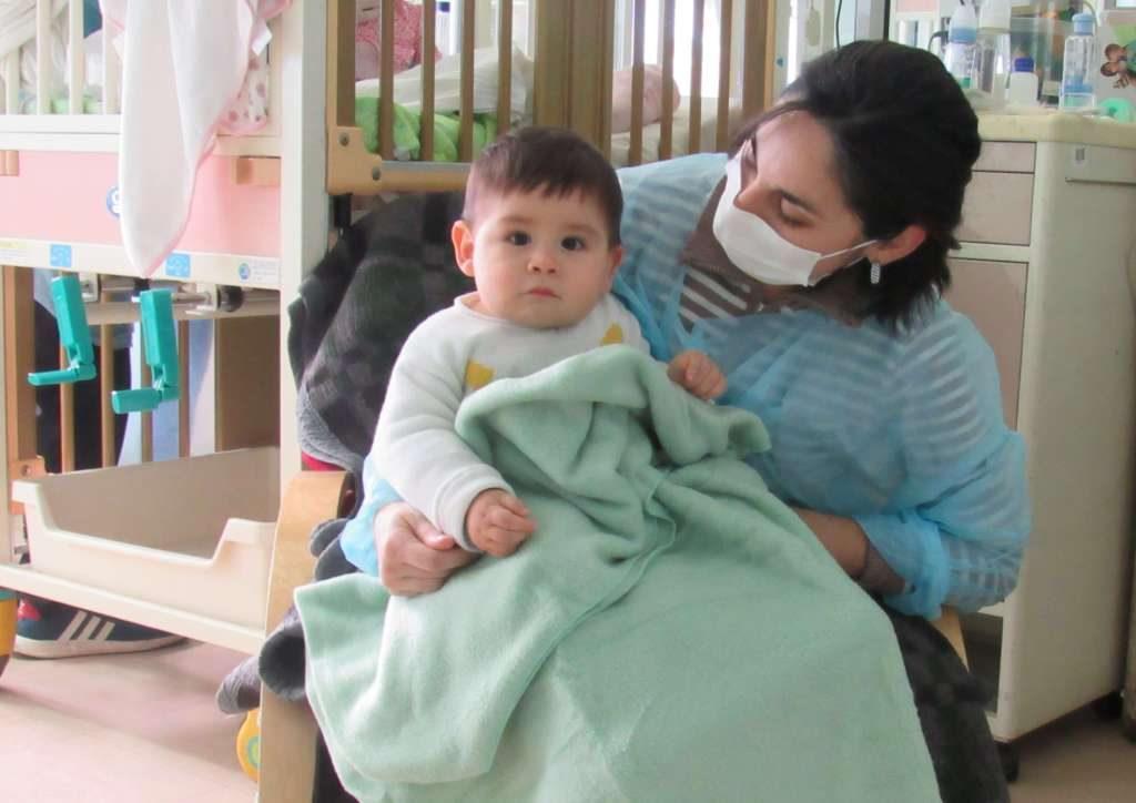 Usa, Abrígate y Devuelve Hospital Rengo 1
