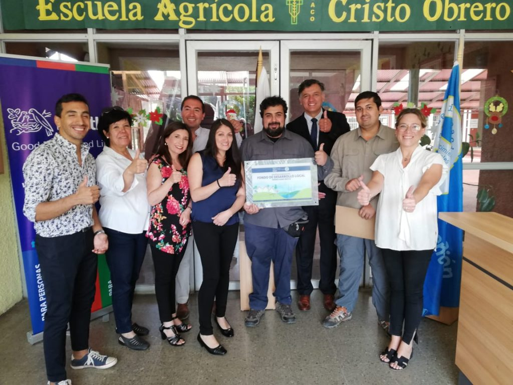 Fondo de Desarrollo Local Henri Nestlé 2019 - Graneros