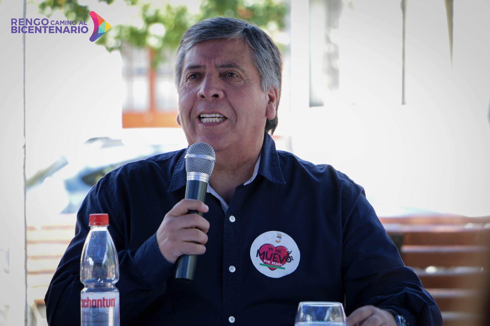 ALCALDE DE RENGO CARLOS SOTO
