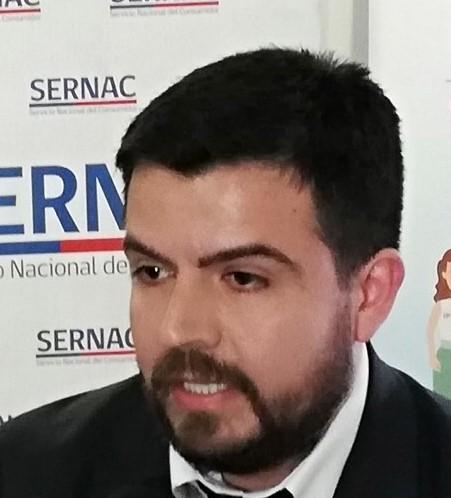 EFRAÍN CONTRERAS DIRECTOR REGIONAL (S) DEL SERNAC. REGIÓN de El Libertador B.O'Higgins
