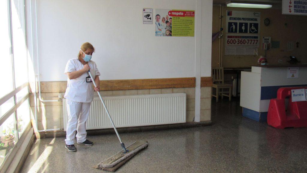 Auxiliares de Servicio HR 7