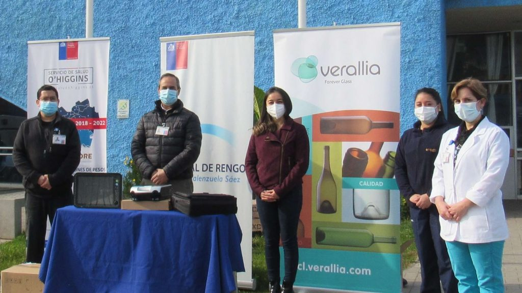 Donación Verallia HRVS 1