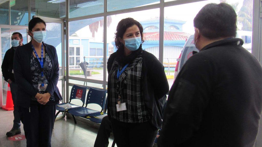 Servicio Urgencia HRVS 1