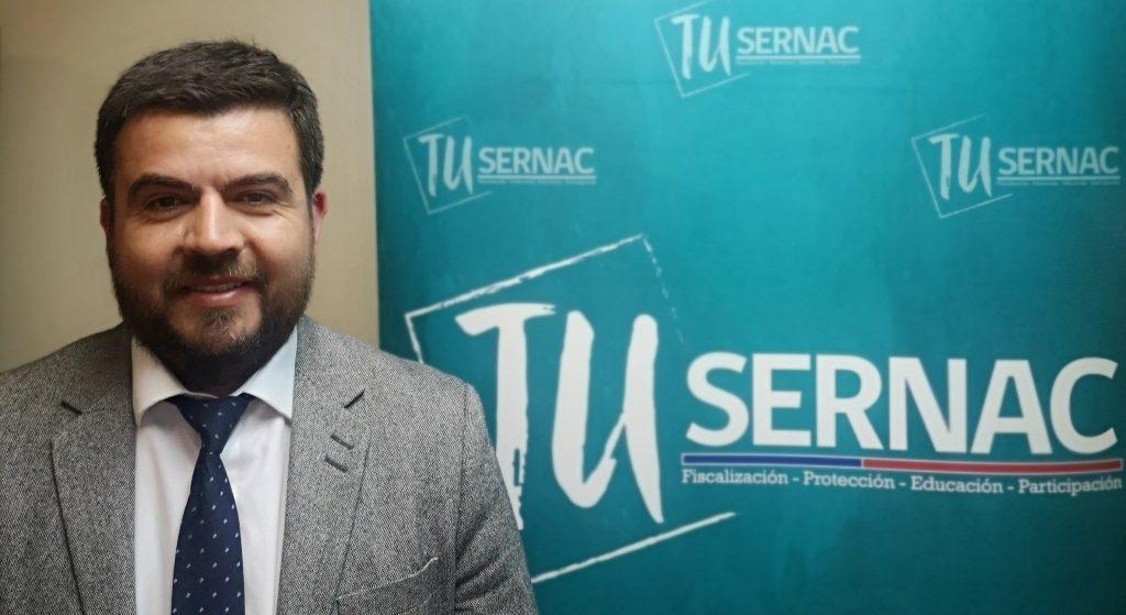 EFRAÍN CONTRERAS  DIRECTOR REGIONAL (S)  DEL SERNAC