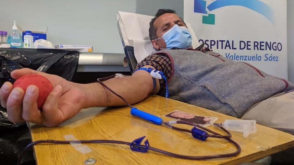 Donación Sangre HRVS