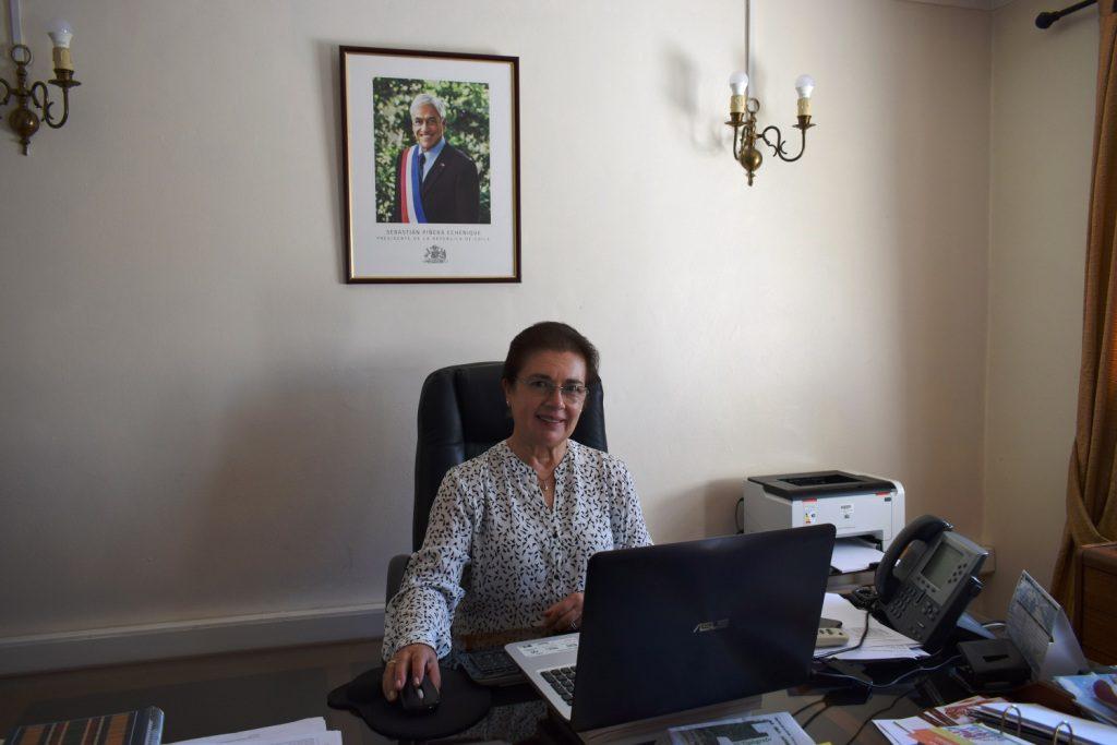 Seremi de las Culturas, las Artes y el Patrimonio - Lucía Muñoz