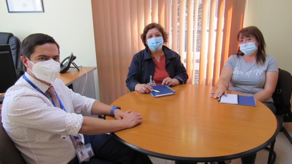 Reunión Organizaciones Sociales HR