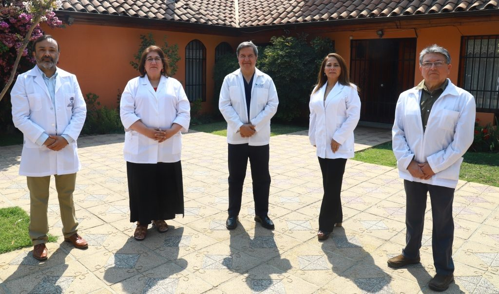 DIRECTIVA COLEGIO MÉDICO RANCAGUA