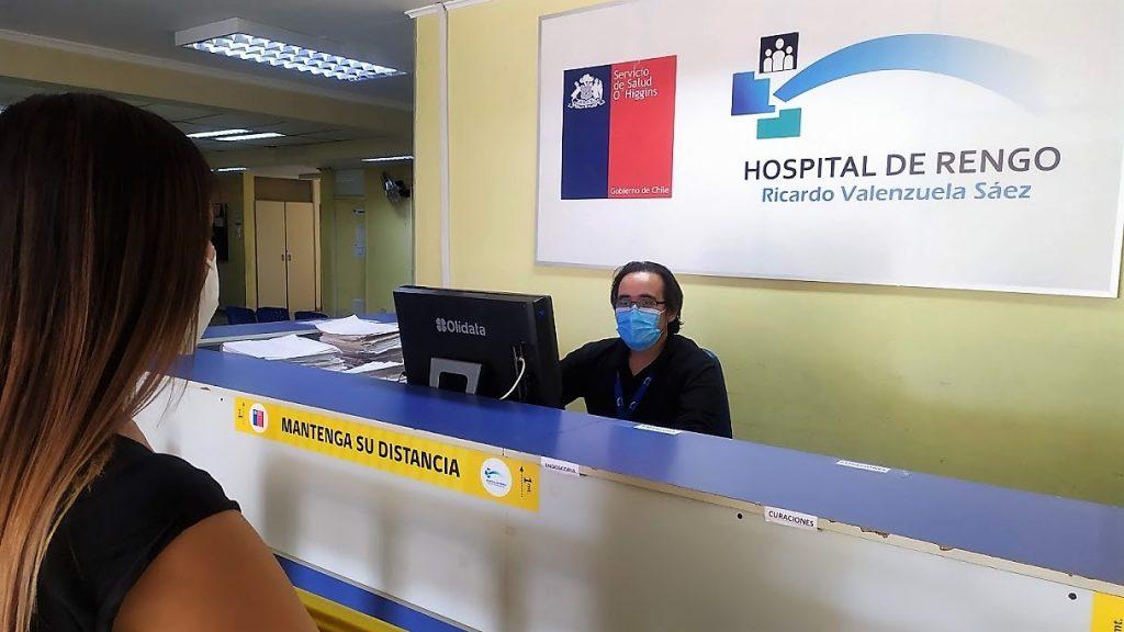Policlínico HRVS