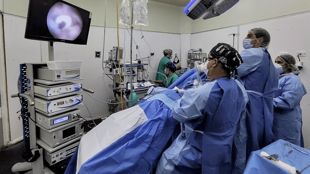 Intervención Quirúrgica Traumatológica HRVS