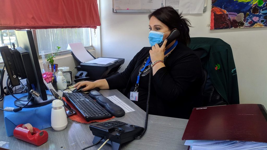 Teléfonos Hospital de Rengo