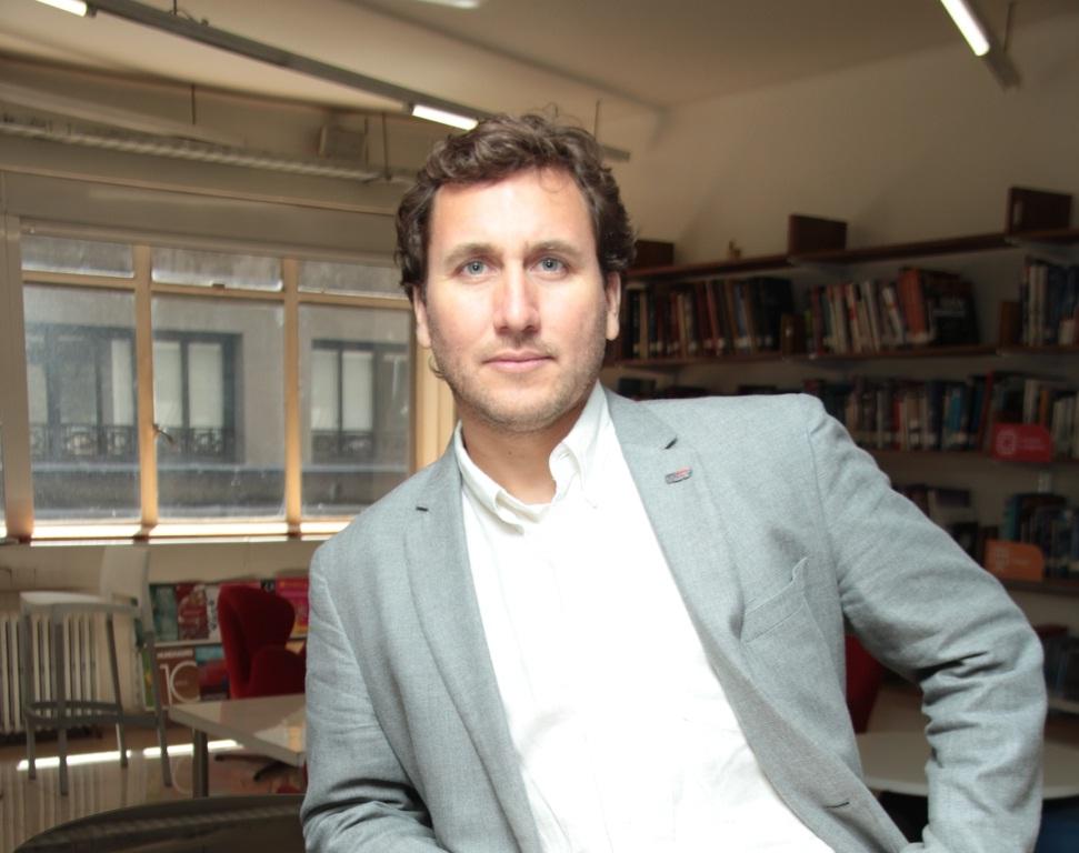 Pablo Terrazas, Vicepresidente ejecutivo Corfo