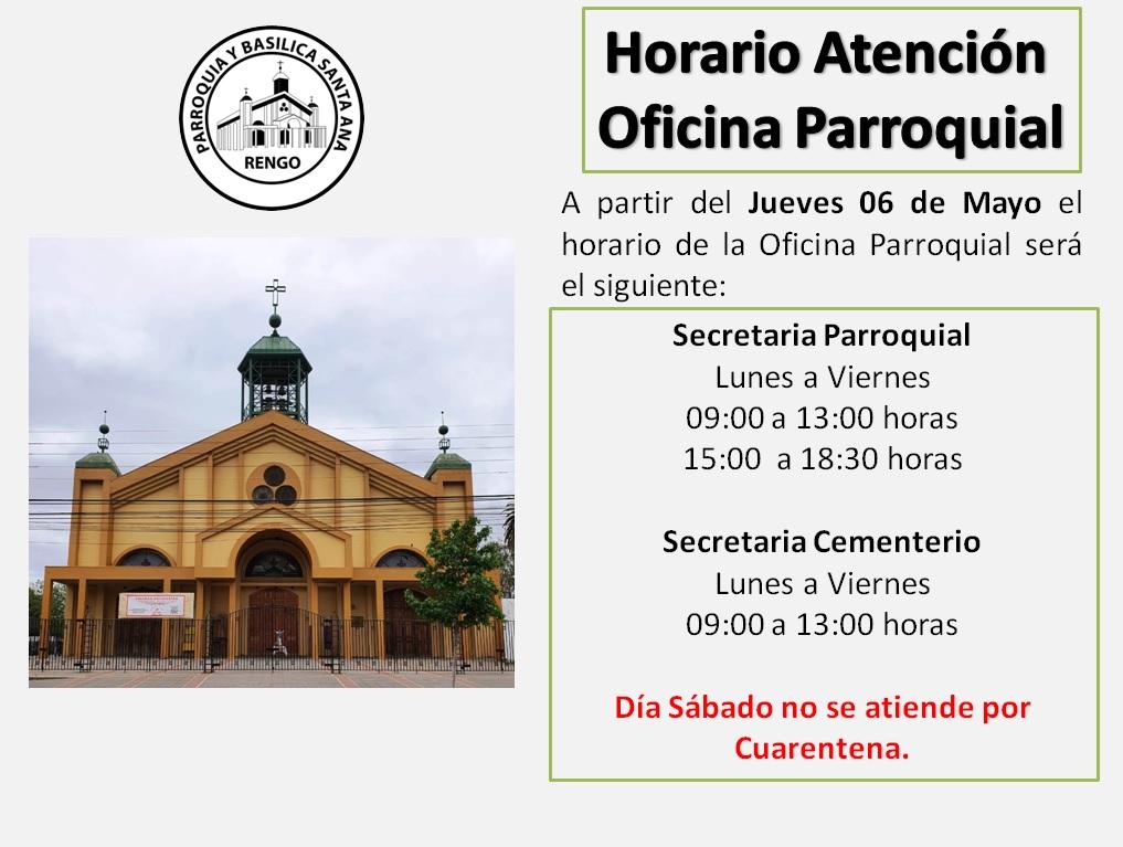 fase 2 oficina parroquial