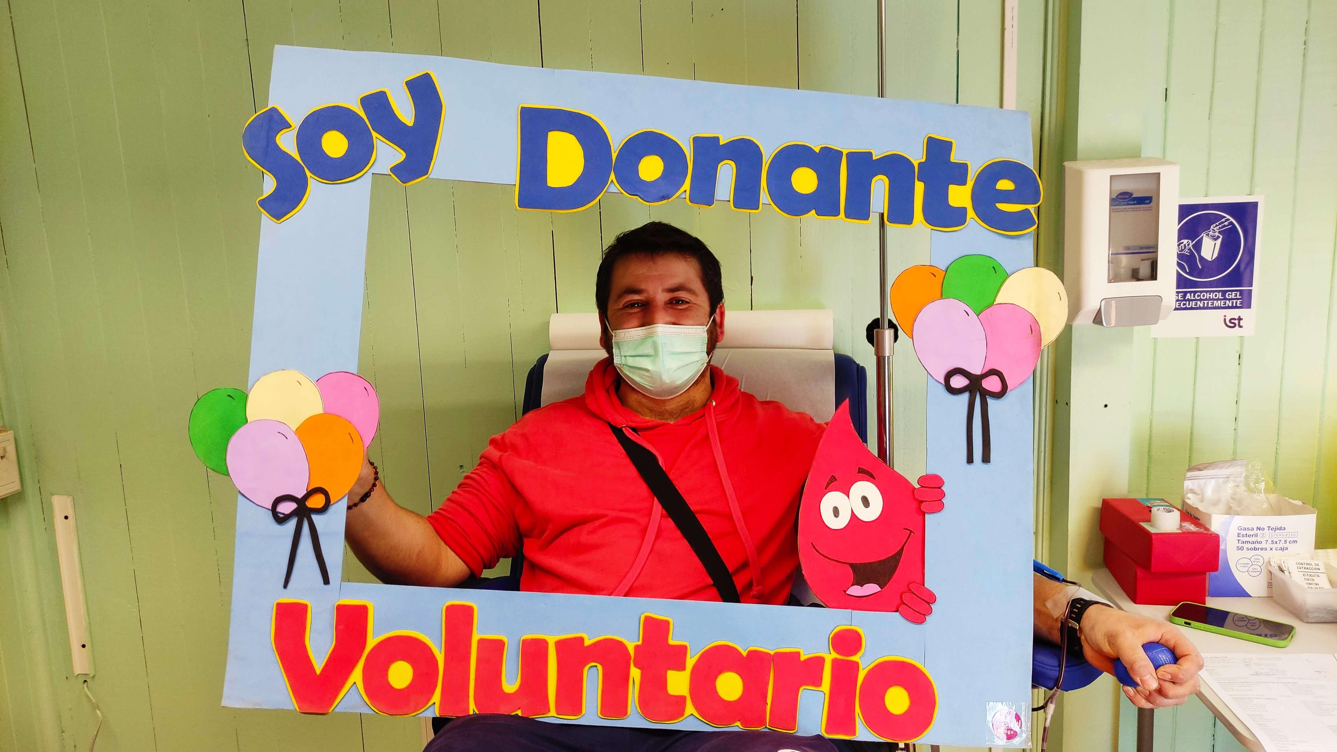 Donante Voluntario HR 1