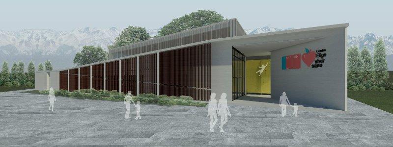 Polideportivo Centro Elige Vivir Sano (imagen referencial)