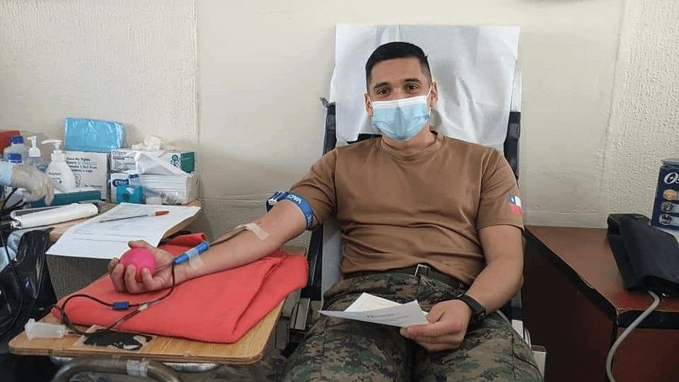 Donación Sangre Brigada 2