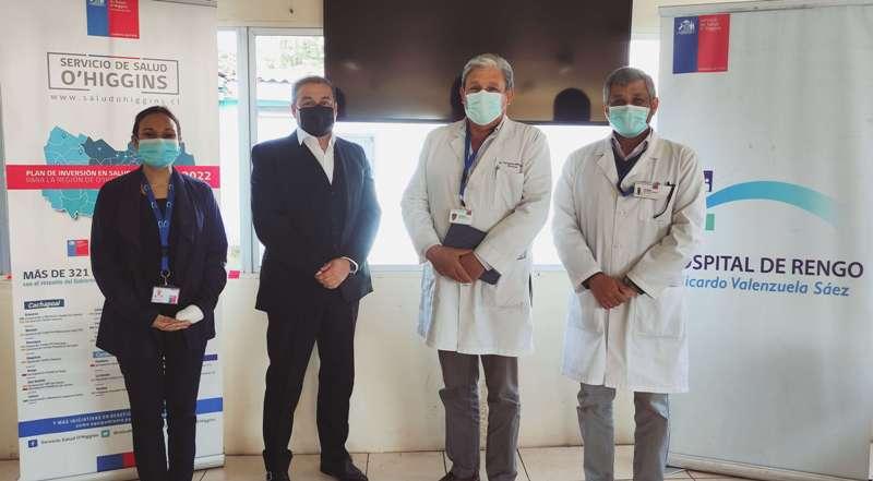Nuevo director Hospital de Rengo