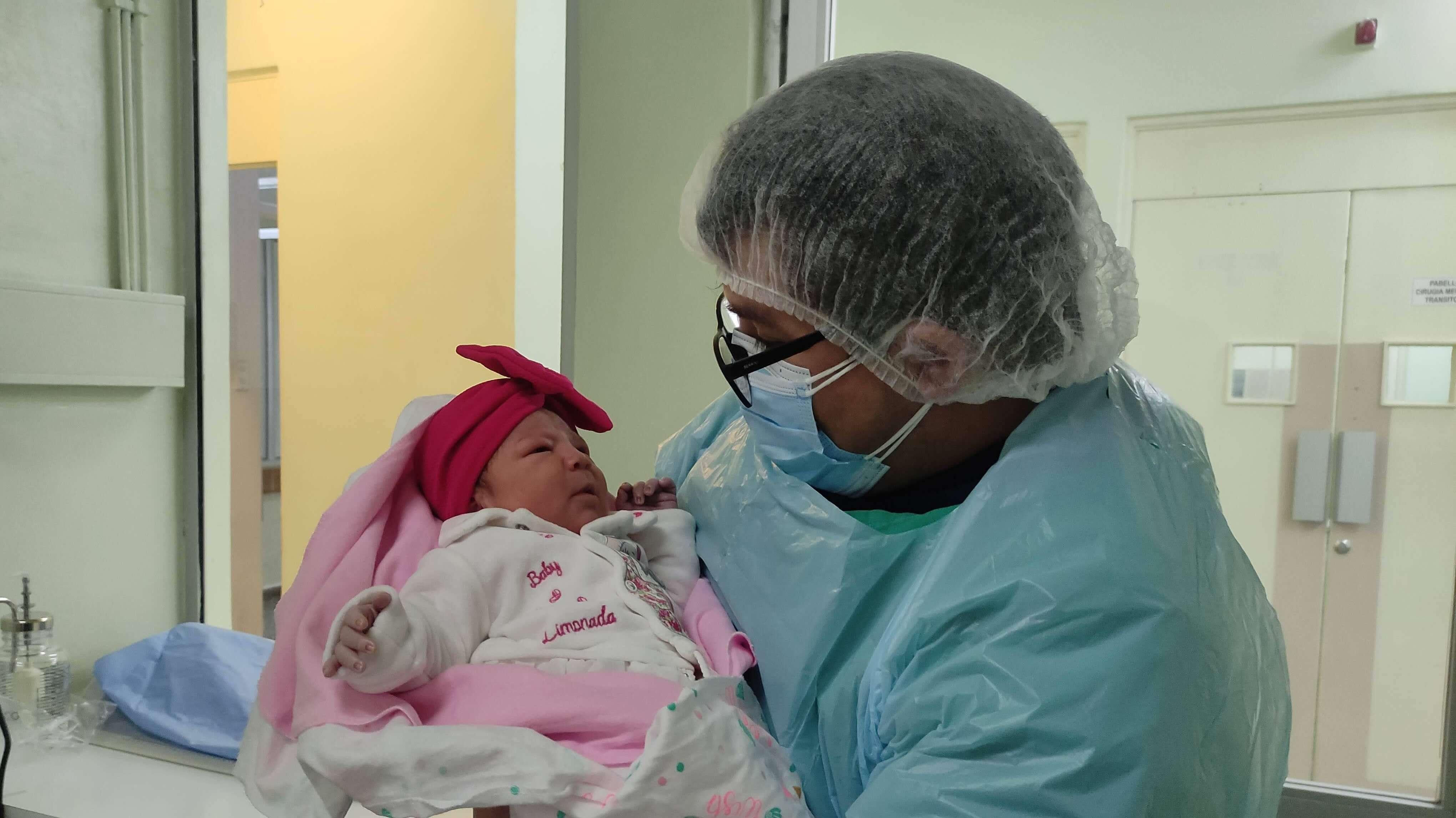 Servicio Maternidad HR2