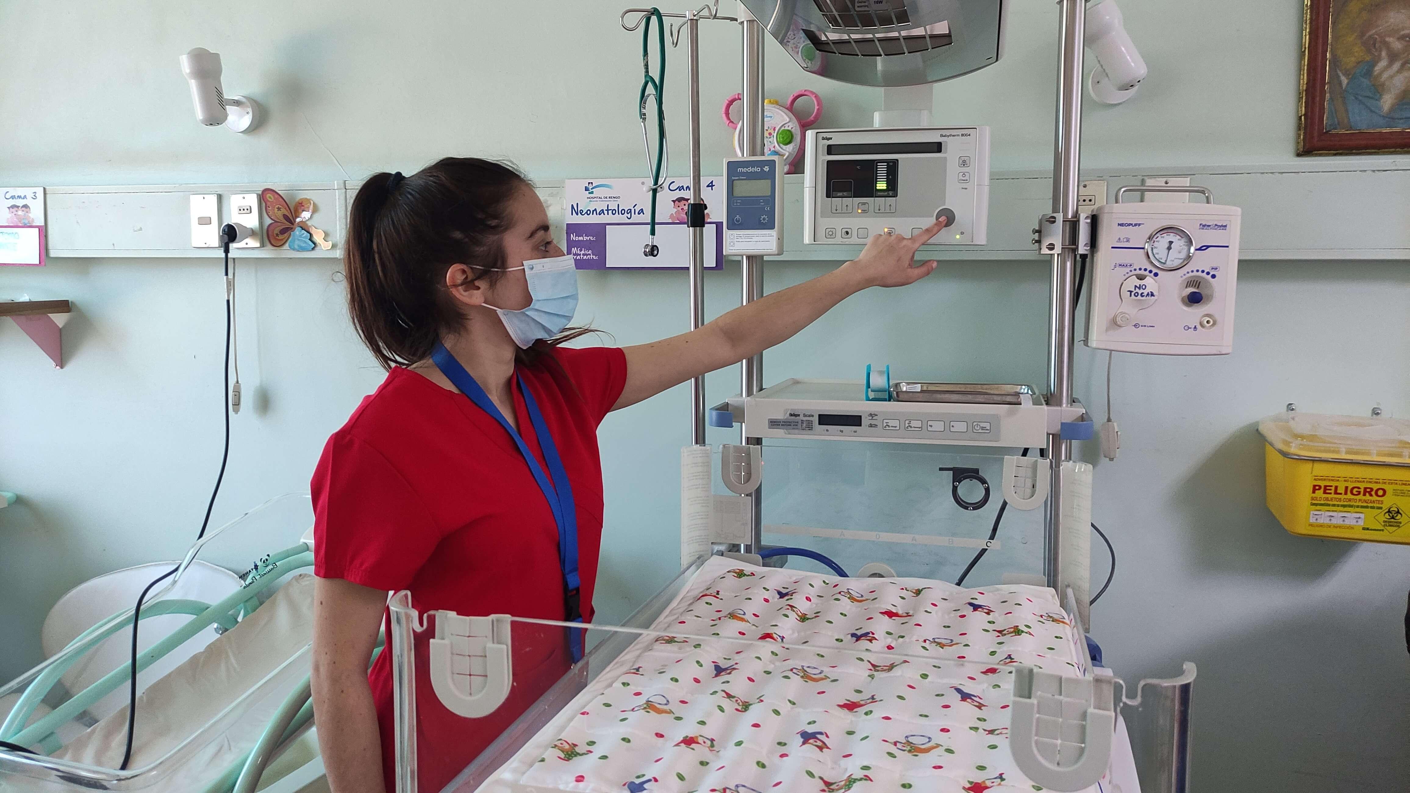 Servicio Maternidad HR3